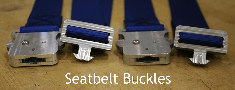 Seatbelt Buckles